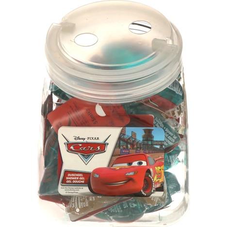 Disney Cars Glas 55ml Sprudelbad 24er 2fach