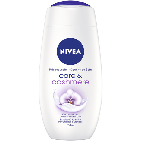 Nivea Dusch 250ml Cashmere Moments