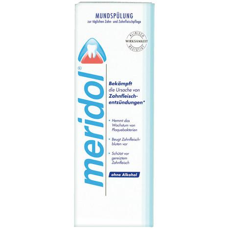 Meridol Mundspülung 400ml ohne Alkohol