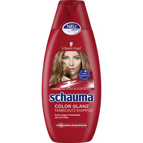 Schauma Shampoo 400ml Color Glanz