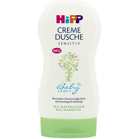 Hipp Babysanft Creme Dusche 200ml Sensitiv