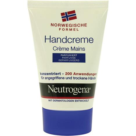 Neutrogena Handcreme 50ml Konzentrat parfümiert