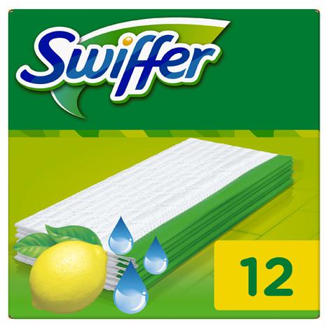 Swiffer Wet Wischtücher Nachfüllpackung 12er