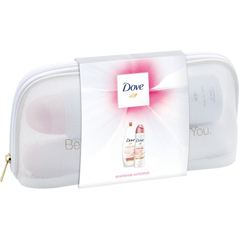 Dove GP Duschgel 250ml + Bodyspray 150ml Winter-