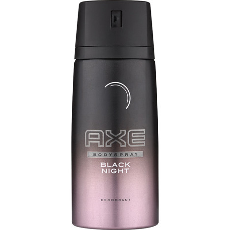Axe Deospray 150ml Black Night