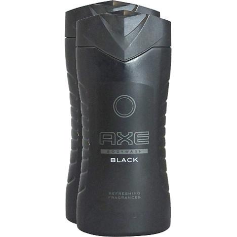 Axe Dusch 2x250ml Black