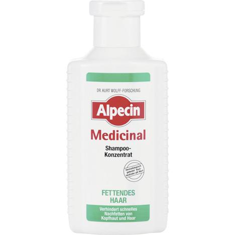 Alpecin Shampoo Konzentrat 200ml fettiges Haar