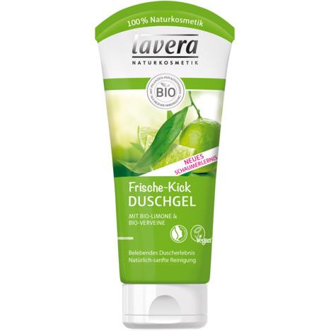 Lavera Duschgel 200ml Happy Freshness