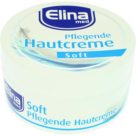 Elina Soft Hautpflegecreme 150ml in Dose