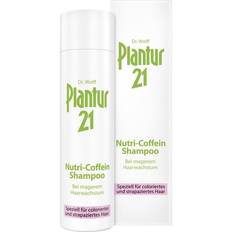 Plantur 21 Shampoo 250ml Nutri Coffein