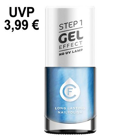 CF Gel Effekt Nagellack 11ml , Farb-Nr. 409