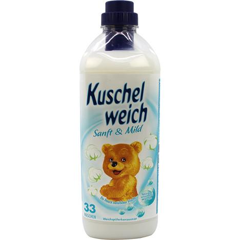 Kuschelweich Weichspüler 1Liter Sanft & Mild