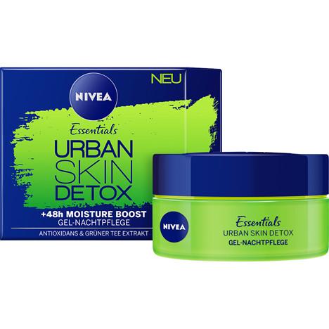 Nivea Urban Skin Nachtcreme 50ml