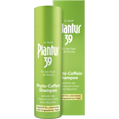Plantur 39 Shampoo 250ml Coffein coloriertes Haar