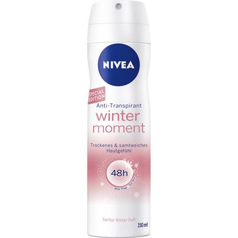 Nivea Deospray 150ml Winter Moments