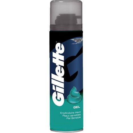 Gillette Rasiergel 200ml Empfindliche Haut