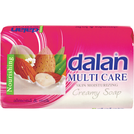 Seife DALAN 75g Multi Care Mandel & Milch