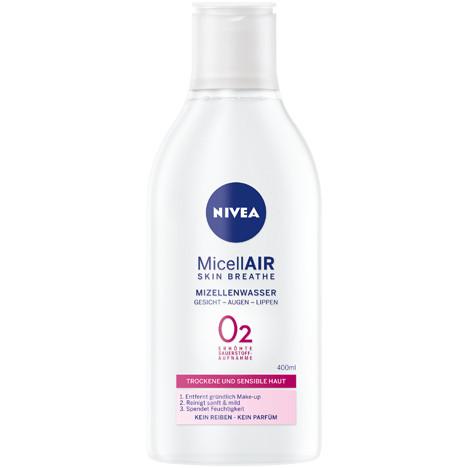 Nivea MicellAIR SKIN BREATH Mizellenwasser