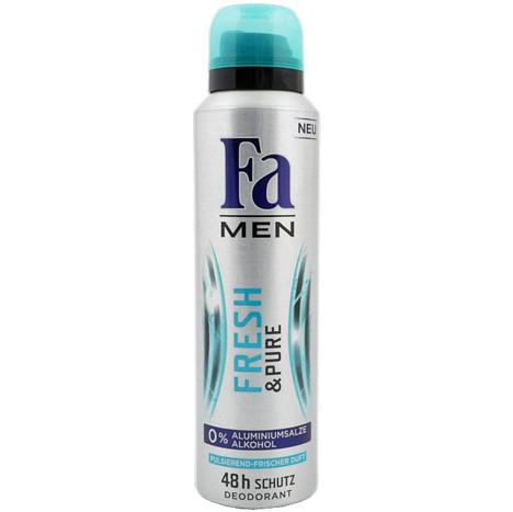 Fa Deospray 150ml Men Fresh & Pure