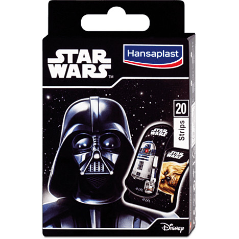 Hansastrip 20er Junior Stripe Star Wars