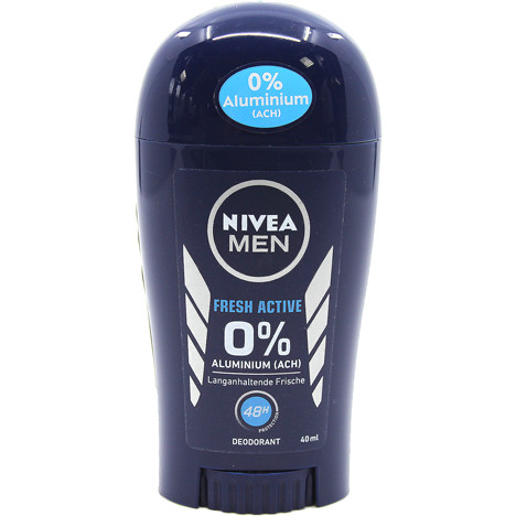 Nivea Deostick 40ml fresh active for men