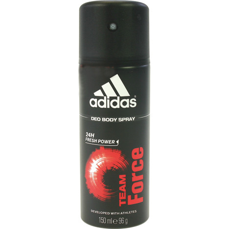 Adidas Deospray 150ml Team Force [GB/F/NL/I]