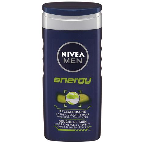 Nivea Dusch Men 250ml Energy