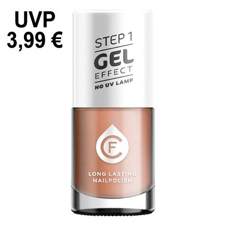 CF Gel Effekt Nagellack 11ml , Farb-Nr. 126 nude
