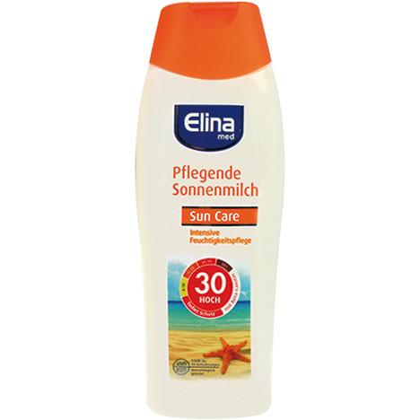 Sonnenschutz Milch Elina 250ml LSF30