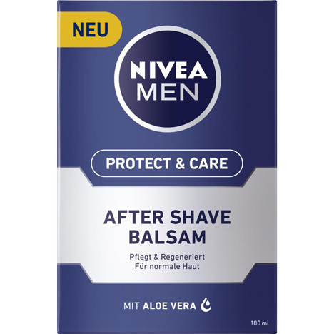 Nivea Men After Shave Balsam Protect&Care 100ml