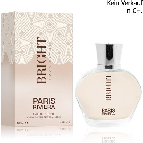 Parfüm Paris Riviera Bright 100ml EDT for women