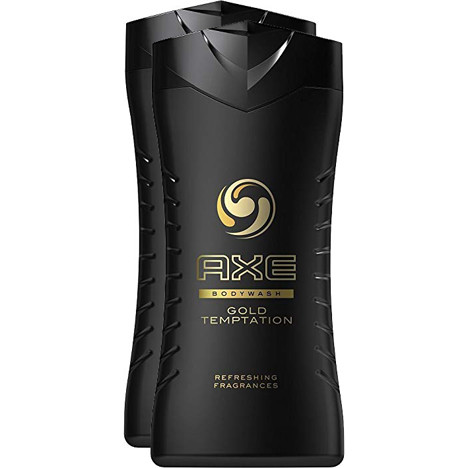 Axe Duschgel SALE 2x250ml Gold Temptation