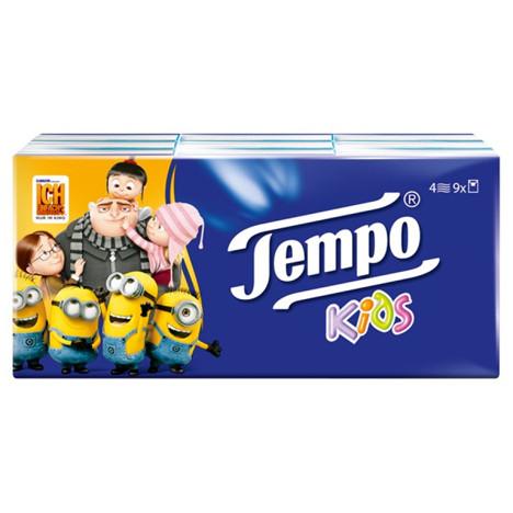 Taschentücher Tempo Kids 9x5