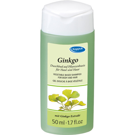 Duschbad Kappus 50ml Ginkgo Biloba Pflanzenbasis