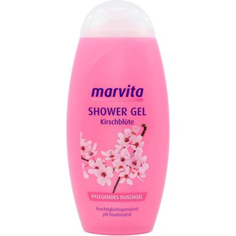 Dusch Gel Marvita 300ml Kirschblüte