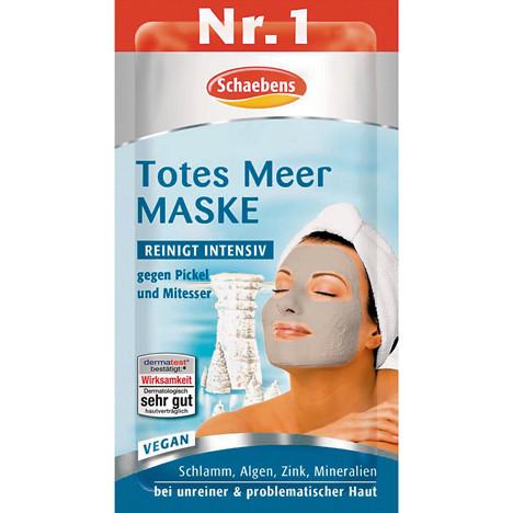 Schaebens Gesichtsmaske Totes Meer 15ml