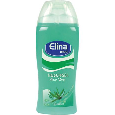 Dusch Gel Elina med 250ml Aloe Vera