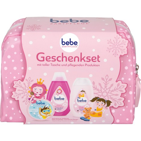 bebe GP Zartpflege Zartcreme 150ml ltd.Edition+