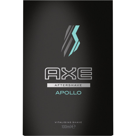 Axe After Shave 100ml Apollo SALE