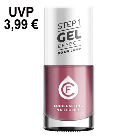 CF Gel Effekt Nagellack 11ml , Farb-Nr. 310 lila