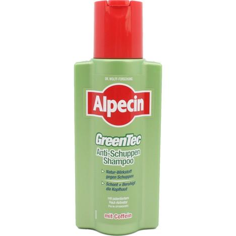 Alpecin Shampoo 250ml GreenTec mit Coffein