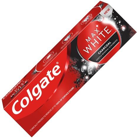 Colgate Zahncreme 75ml Max White Charcoal