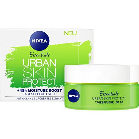 Nivea Urban Skin Tagescreme 50ml LSF20