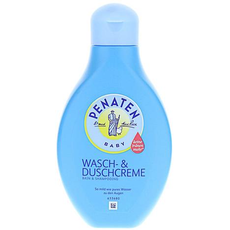 Penaten Wasch-und Duschcreme 400ml parfümfrei