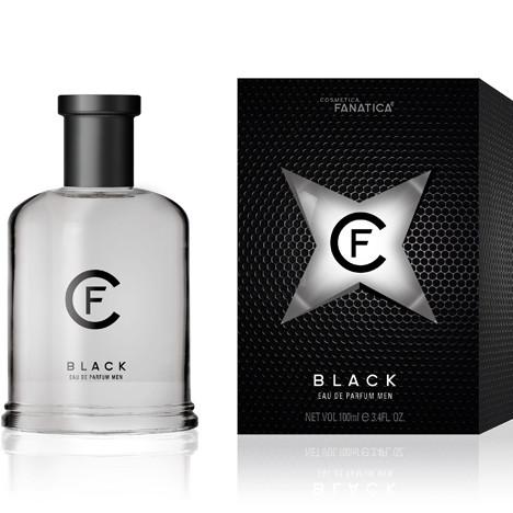 Parfüm CF BLACK 100ml im wertigen Glasflakon!