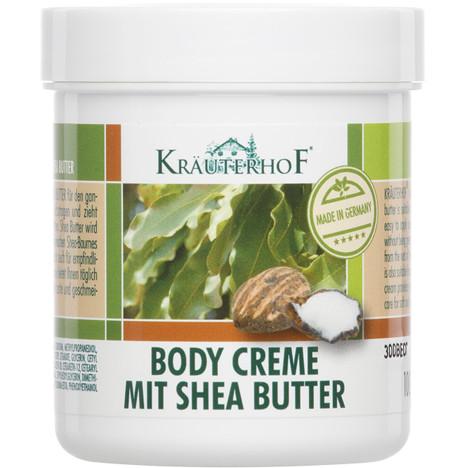 Creme Kräuterhof 100ml mit Shea Butter in Dose