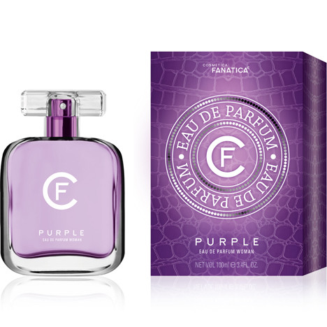 Parfüm CF PURPLE 100ml women