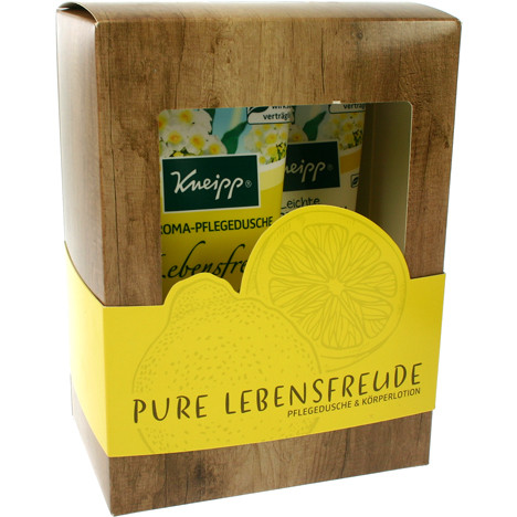 Kneipp GP Dusch + Lotion Lebensfreude 2x200ml