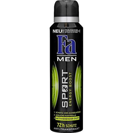 Fa Deospray 150ml Men Sport Energy Boost