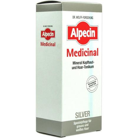 Alpecin Haartonikum 200ml Fresh Silver